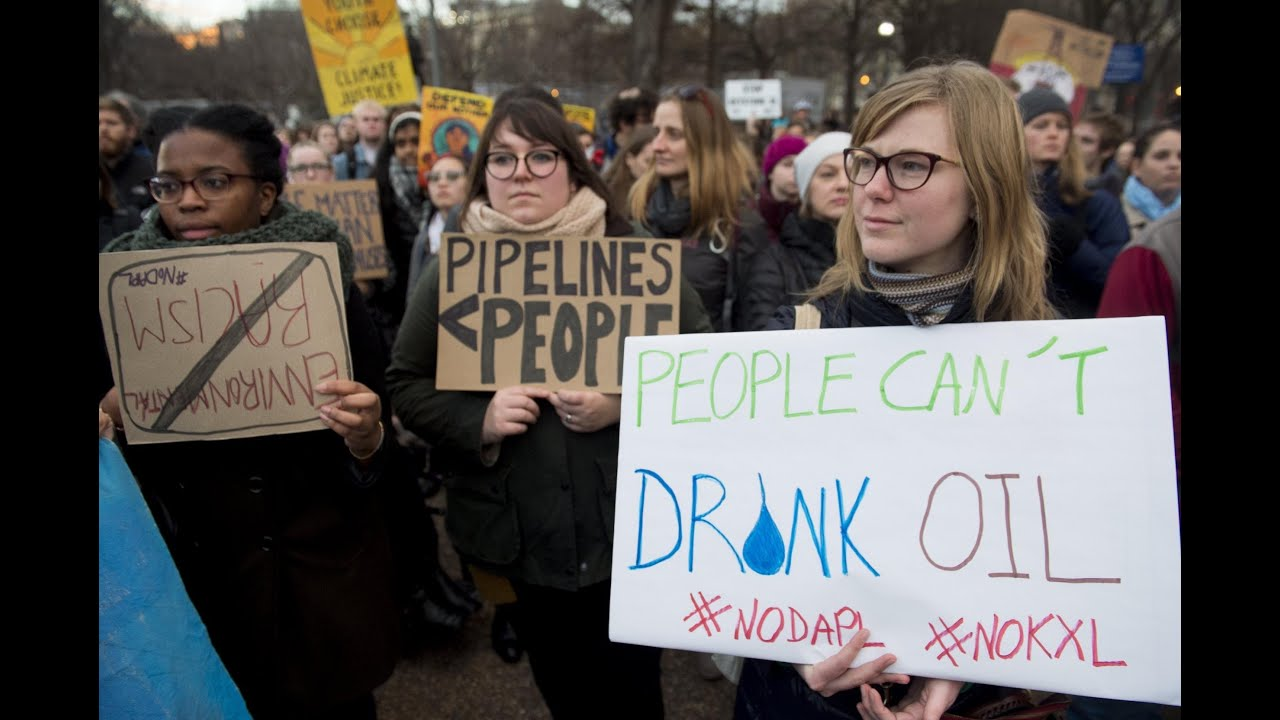 Biden to Cancel Keystone XL Pipeline in Inauguration Day ...