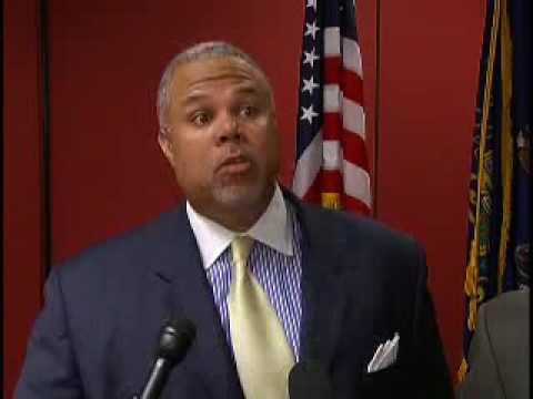 Senator Anthony H. Williams on his Keystone Opportunity Zone Legislation