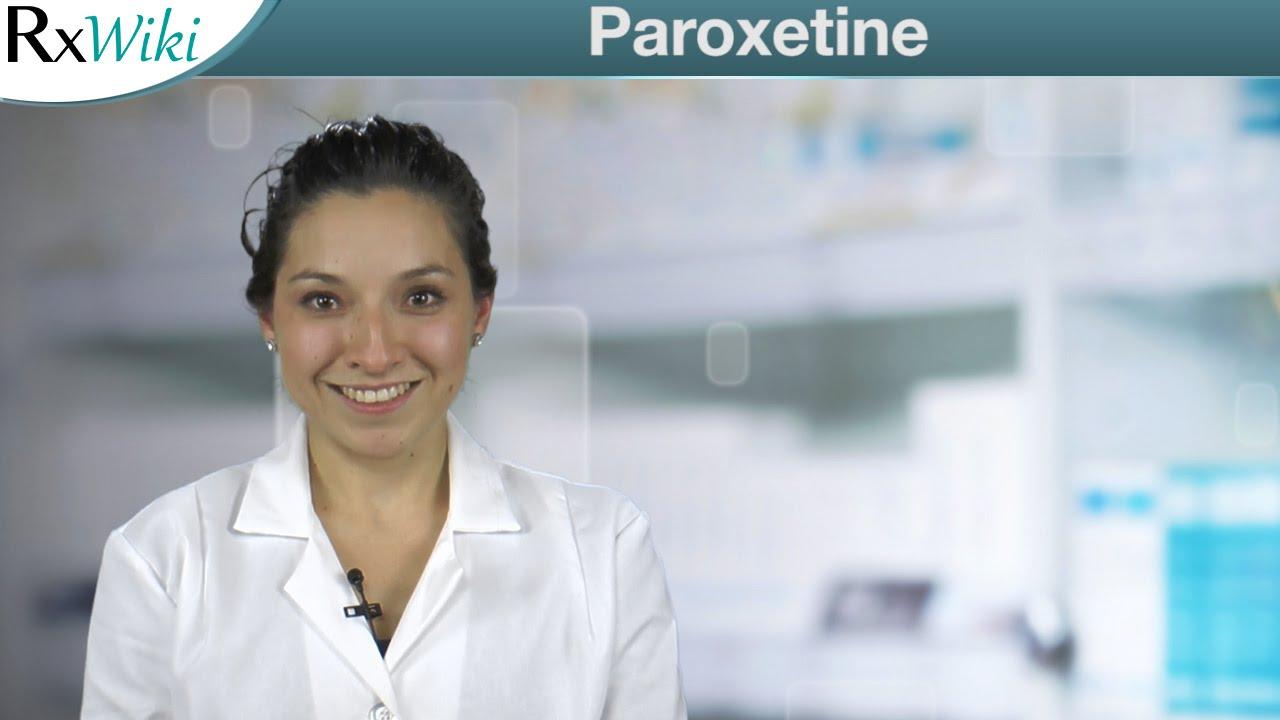 パロキセチン通販 最安値で正規品購入|パキシルジェネリック/パニック障害・うつ病