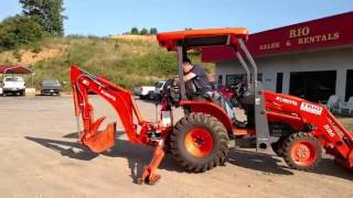 2016 KUBOTA B26 For Sale