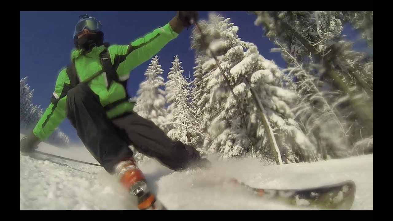 Harrachov ski sun fun carving youtube