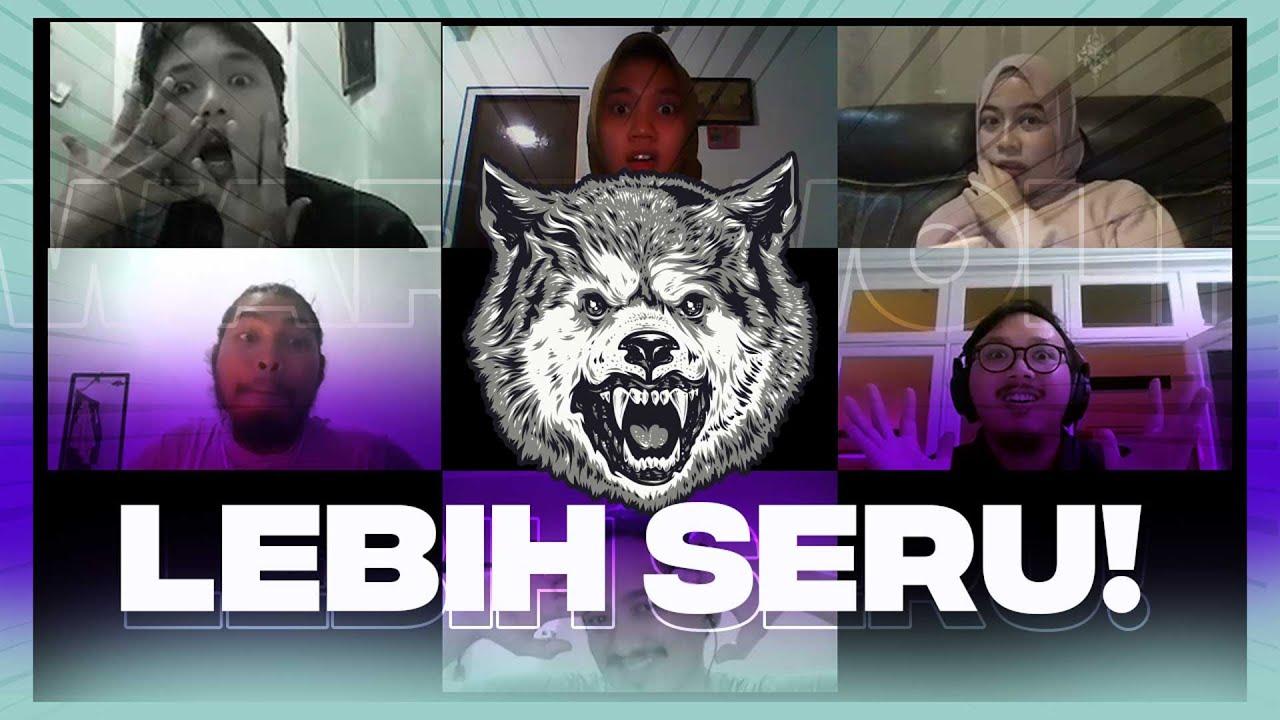 Main Werewolf Online Selama #Dirumahaja #FamousPlayground