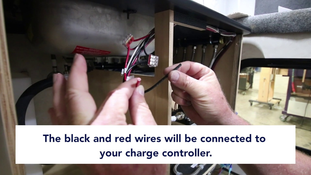 Pre-Wiring for Solar on Four Wheel Campers on