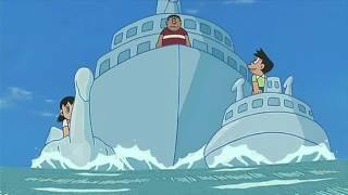 Doraemon - Tekne Yarışı