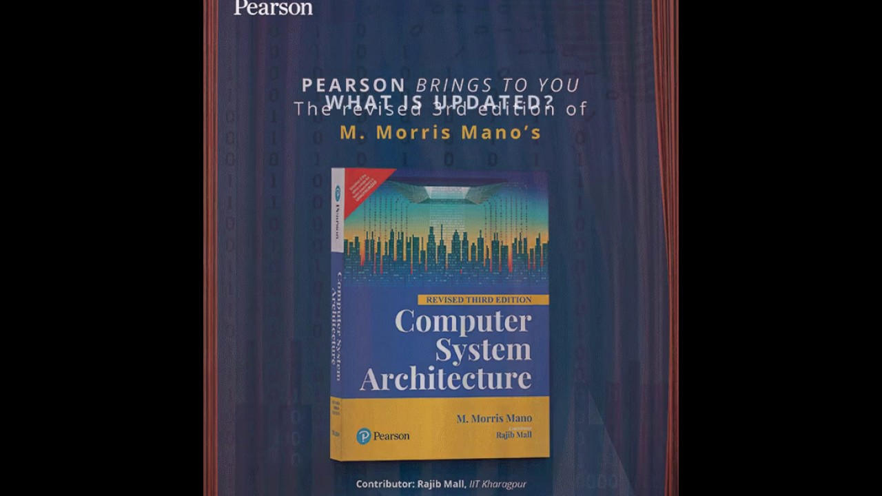 System book pdf morris architecture mano by computer