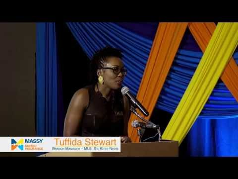 St Kitts and Nevis Launch