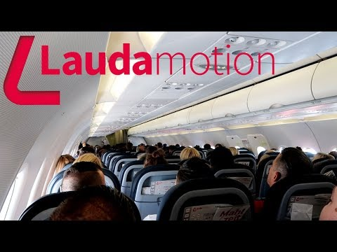[Tripreport] Hannover - Palma de Mallorca ✈ Laudamotion Airbus A320