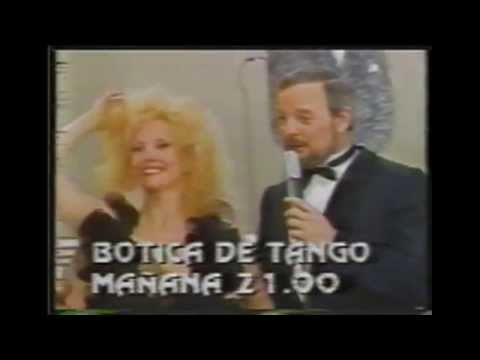 Tandas publicitarias de LS 84 TV CANAL 11 17111982