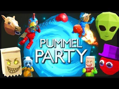 Wir machen zusammen eine PUMMEL PARTY! ☆ Pummel Party