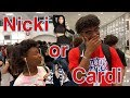 Nicki Minaj Or Cardi B High School Interview mp3