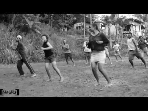 Anak Polimak Senam Sore ASTER BARENG | Hip-hop Papua | Turun Naik Oles Trus & Om Telolet Om