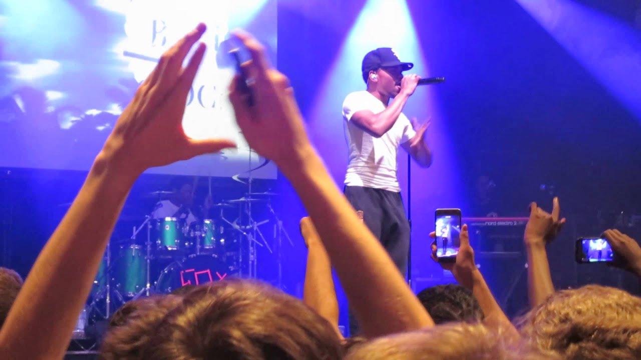 The coloring book chance the rapper tour - Chance The Rapper Tour Vlog