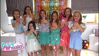 PARTY WITH ROSIE and PARTY POPTEENIES – EVERYONE'S INVITED  | Rosie McClelland
