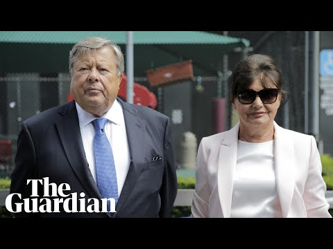 'No special treatment': Melania Trump's parents become US citizens