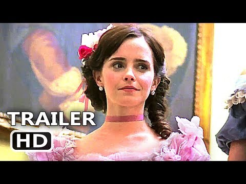 LITTLE WOMEN Official Trailer (2019) Emma Watson, Timothée Chalamet, Saoirse Ronan Movie HD