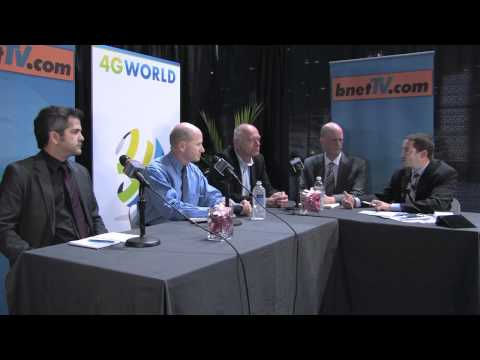 bnetTV hosts GSMA Panel at 4G World Chicago 2011