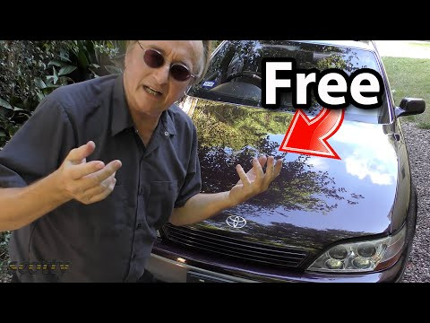 How to Get a Free Used Toyota (in Excellent Condition)