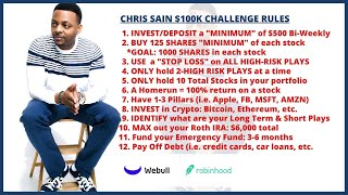 #100KChallenge | APXT STOCK UPDATE 🔥🔥🔥 | Stock Lingo: Taxes + Roth IRA