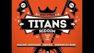 TITANS RIDDIM MIX - DJ SKIIE