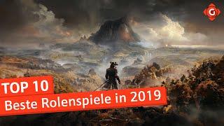 Die besten Rollenspiele in 2019! | Top 10