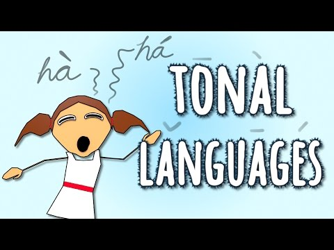 Sing like you mean it! - the Linguistics of Tonal Languages