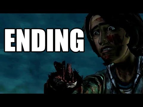 The Walking Dead: Season 2 Ep. 3 - Ending