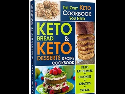 keto-breads-&-keto-desserts---how-to-make-the-best-keto-bread-|-almost-no-cooking-skills-required!