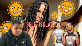 Self-Isolate (Self Obsessed Remix)