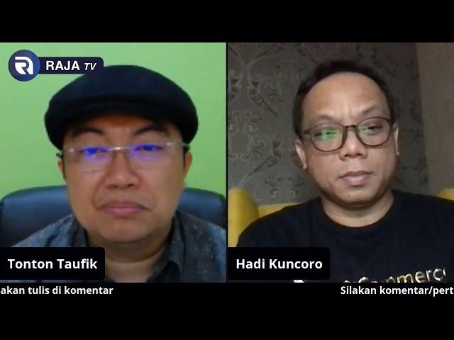 Strategi Jualan di Marketplace dengan OmniChannel, bersama Hadi Kuncoro