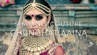 The Ghunghat Aaina Bridal Collection 2016/17