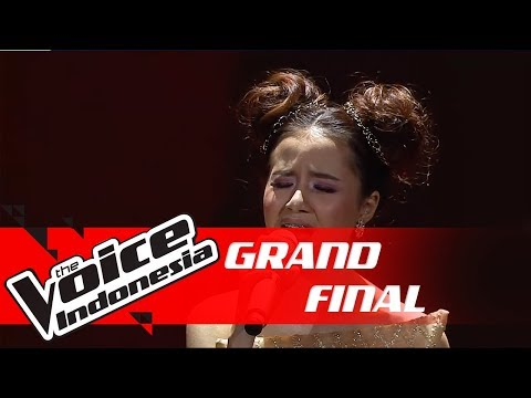 Virza  - Kekasih Sejati (Monita)| GRAND FINAL | The Voice Indonesia GTV 2018