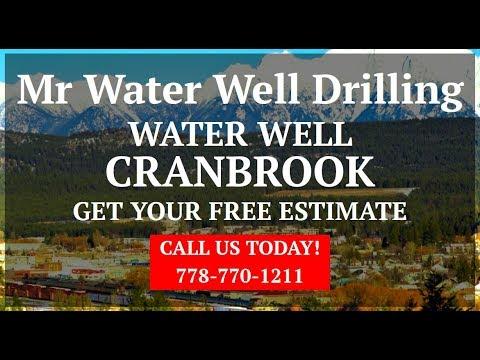 Water Well Cranbrook
