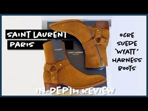 Saint Laurent Paris FW13 Wyatt Harness