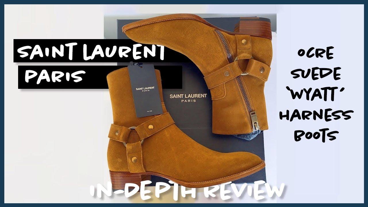 80427fbfc9b Saint Laurent Paris FW13 Wyatt Harness Review