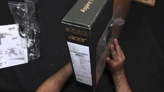 Acer Aspire ES 15 Kutu açılışı | Harici Ekran Kartlı | Acer Aspire ES1-521-67q1