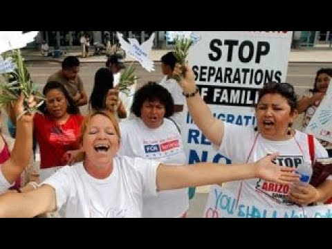 Illegal immigration crackdown: What can and can't ICE do?