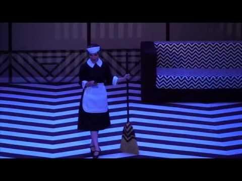 "Opereta ""La venganza del murciélago"" Acto 1"