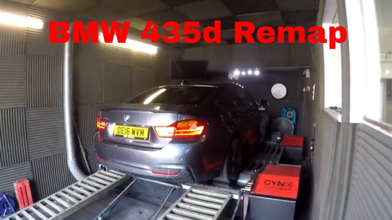 My Bmw 435d Stage 2 Remap By Unicorn Motor Developments True