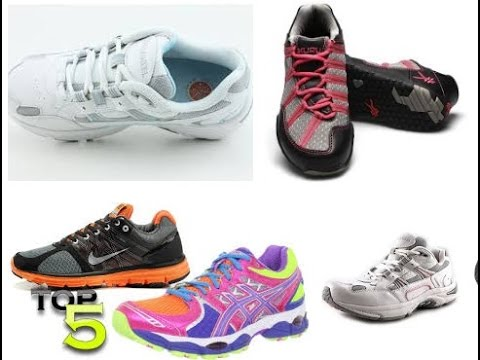 ed10ee5eea Review: Best Walking Shoes For Plantar Fasciitis For Women - YouTube