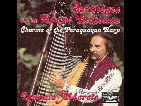 sortillèges de la harpe indienne  Ignacio  Alderete