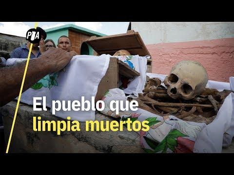 Pomuch: el pueblo que desentierra a sus muertos
