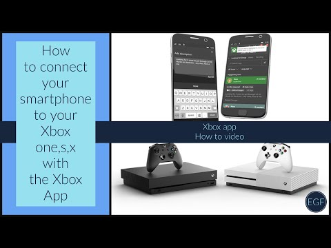 How To Connect Your Smartphone To Your Xbox One,s,x With The Xbox App