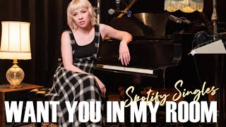 Carly Rae Jepsen - Want You in My Room (Recorded at Spotify Studios NYC)