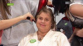 Пенсионерки Хакасии плясали крутили кудри и делали вечерний макияж
