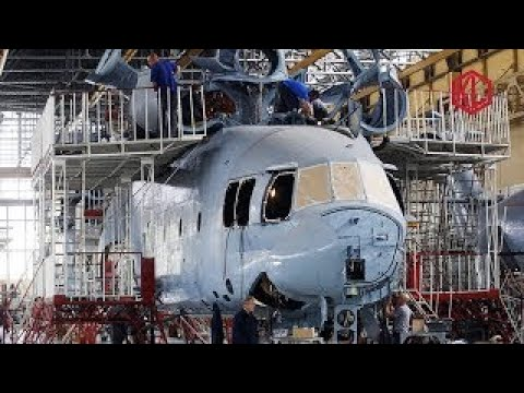 Russian defense contractor developing new heavy helicopter prototype