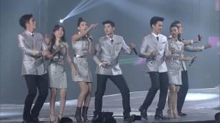 คู่คอง | love is in the air channel 3 charity concert | รวมนักแสดง ช่อง 3