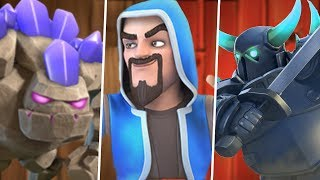 GOWIPE  A Legendary Attack Strategy Forever - Clash of Clans - COC