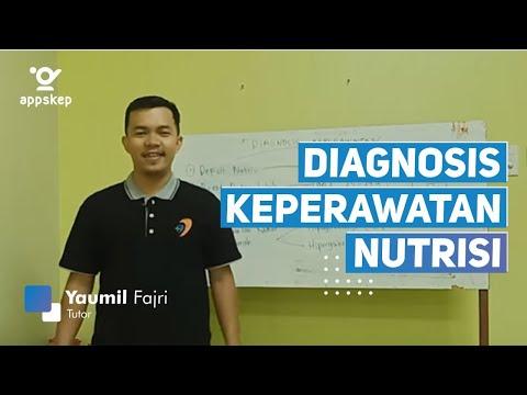 #Episode 6 Materi Pembelajaran : Diagnosis Keperawatan Nutrisi