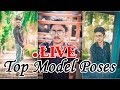 SH CREATION | Live Photoshoot Poses | How To Latest And Best Pose Like Model For Mens