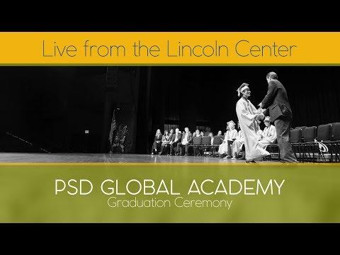PSD Global Academy Graduation Ceremony